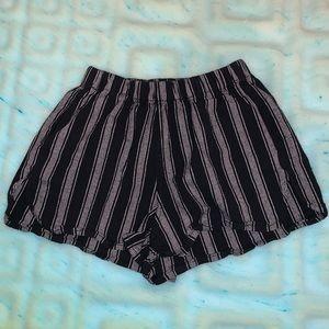 Brandy Melville striped shorts